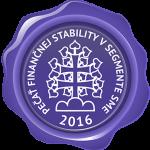 abake pečafinančnej stability v segmente sme za rok 2016