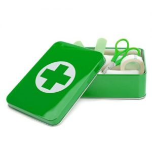 Lekárničky a hygiena